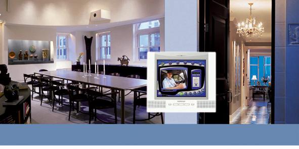 LUTRON, CRESTRON, AMX - Touch-Panel-uri pentru comanda si controlul sistemelor din cladire CRESTRON - Poza 3