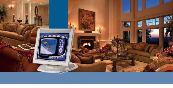 LUTRON, CRESTRON, AMX - Touch-Panel-uri pentru comanda si controlul sistemelor din cladire CRESTRON - Poza 4
