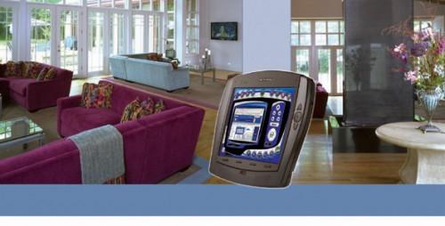 LUTRON, CRESTRON, AMX - Touch-Panel-uri pentru comanda si controlul sistemelor din cladire AMX - Poza 2