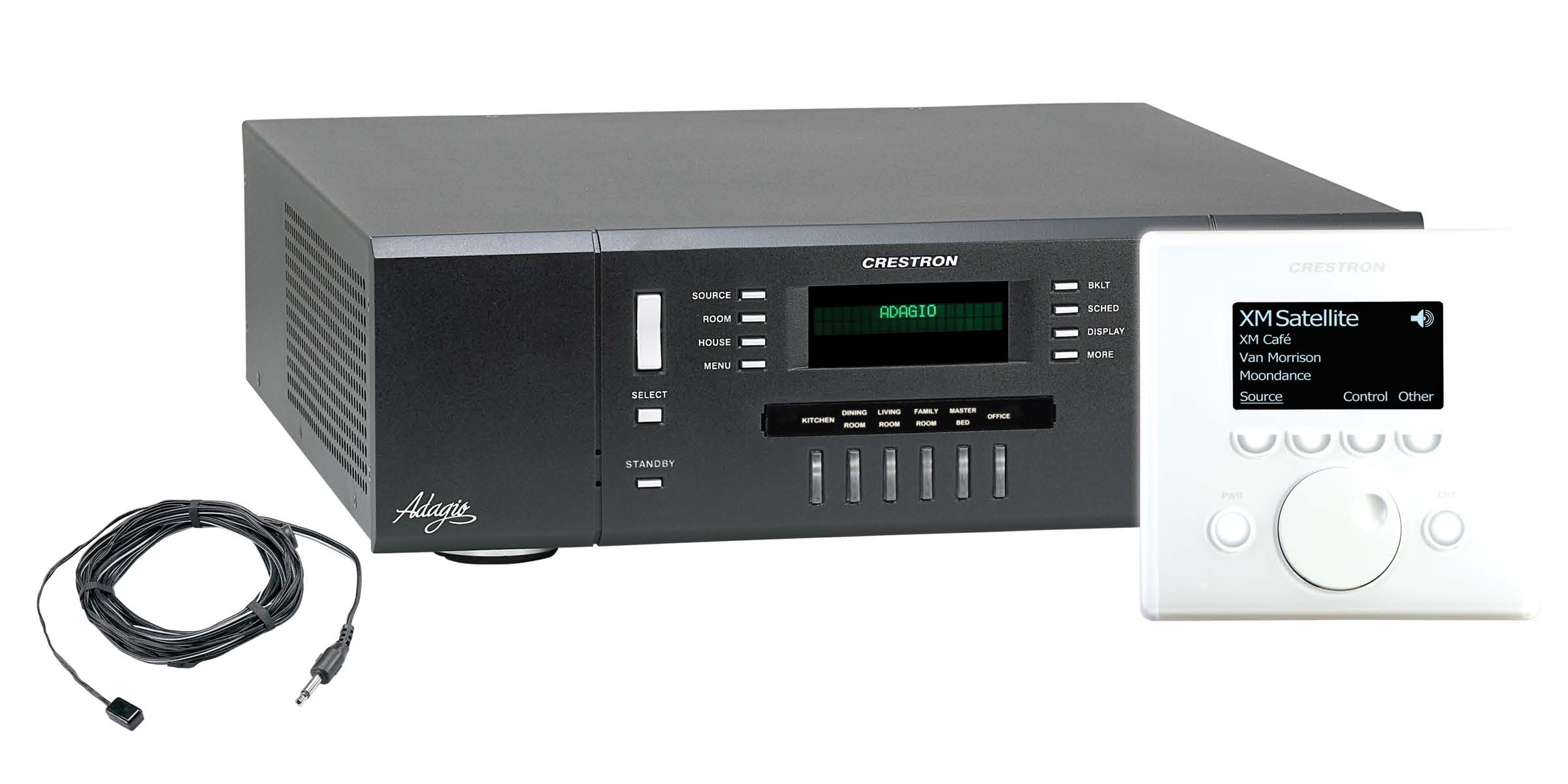 Echipamente de distributie audio-video CRESTRON - Poza 2