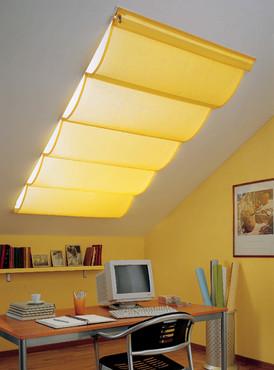 Rulouri motorizate tip skylight LUTRON - Poza 2