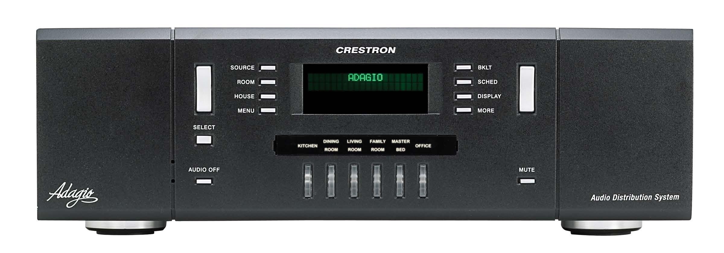 Echipamente de distributie audio-video CRESTRON - Poza 3