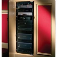 Sisteme si echipamente de distributie audio multizonale Intercomunicarea audio-video prin integrarea sistemelor de video  securitate si comunicare vocala in oricareechipament AV, pornind de la  monitoarele TV, plasma si terminand cu touch-panel-uri. Aceasta permite  situatii in care beneficiarul poate asculta muzica preferata sau  viziona un DVD si sti imediat daca cineva a sunat la usa sau a intrat pe  aleea principala.