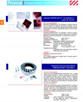 Elemente de etansare pentru cabluri electrice si tevi PROMAT