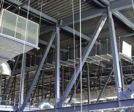 Protectii antifoc pentru tubulaturi de ventilate si evacuare fum PROMAT - Poza 1