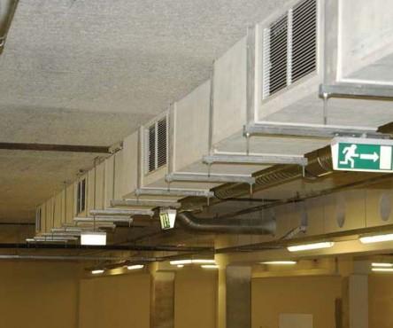 Protectii antifoc pentru tubulaturi de ventilate si evacuare fum PROMAT - Poza 2