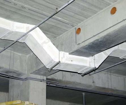 Protectii antifoc pentru tubulaturi de ventilate si evacuare fum PROMAT - Poza 5