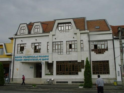 Lucrari, proiecte Sediu BCR Cristuru Secuiesc  - Poza 25