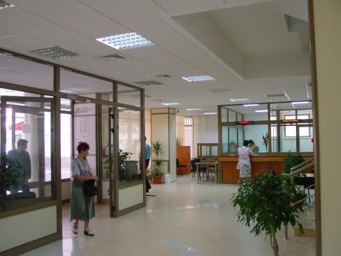 Lucrari, proiecte Sediu BCR Odorheiu Secuiesc  - Poza 33