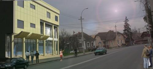 Lucrari, proiecte Cladiri administrative si bancare in Sfantu Gheorghe  - Poza 40