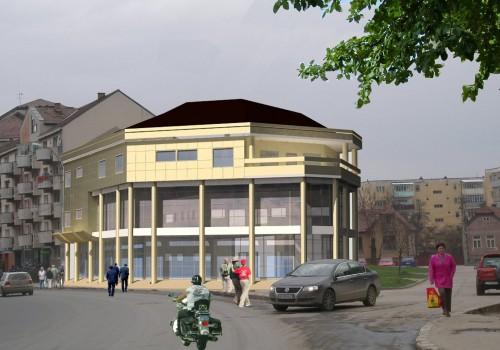 Lucrari, proiecte Cladiri administrative si bancare in Sfantu Gheorghe  - Poza 41