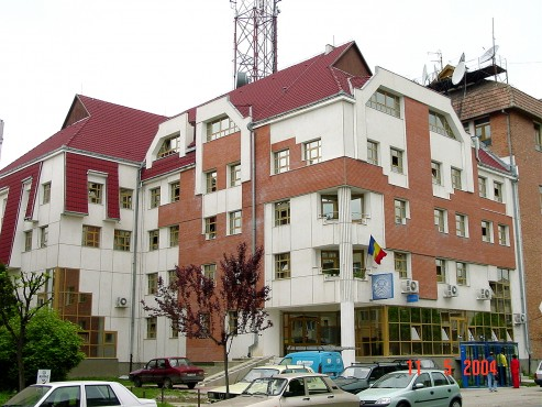 Lucrari, proiecte Cladiri administrative si bancare in Sfantu Gheorghe  - Poza 45