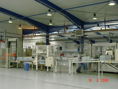 Lucrari, proiecte Fabrica PEPSI COLA Covasna  - Poza 58