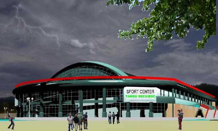 Sala de sport Targu Secuiesc  - Poza 1