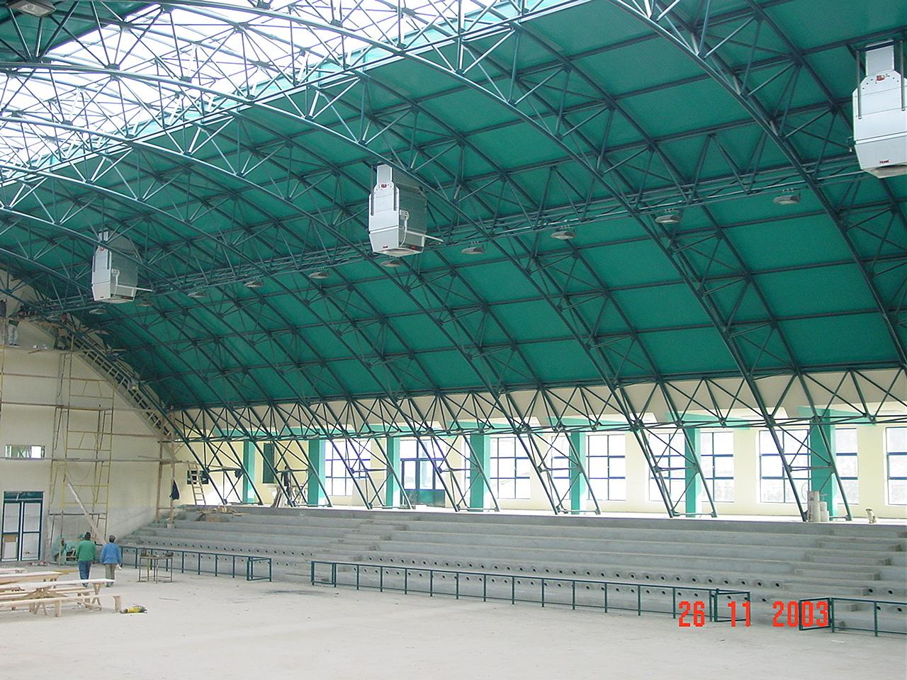 Sala de sport Targu Secuiesc  - Poza 2