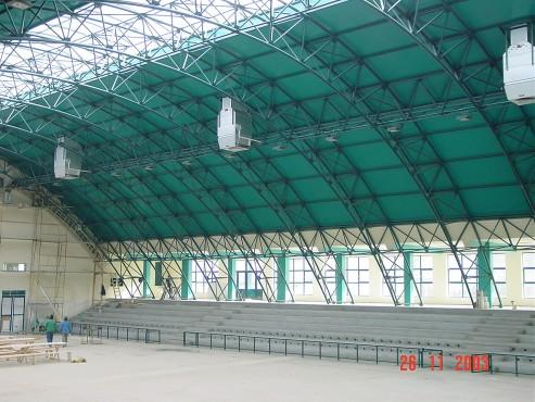 Lucrari, proiecte Sala de sport Targu Secuiesc  - Poza 2