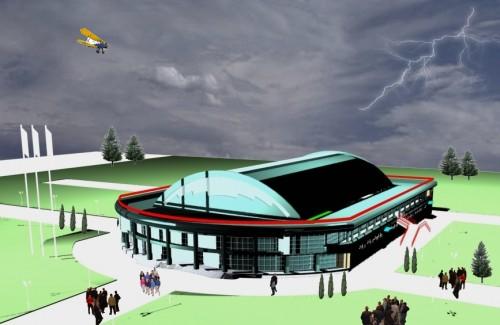 Lucrari, proiecte Sala de sport Targu Secuiesc  - Poza 3