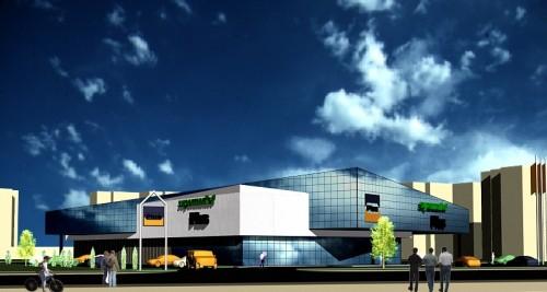 Lucrari, proiecte Studiu cladire supermarket  - Poza 90