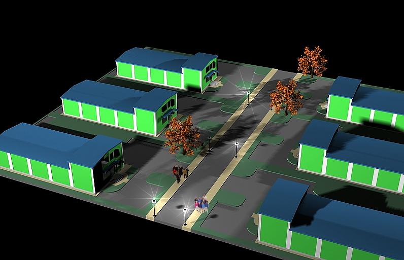 Studiu parc industrial  - Poza 96