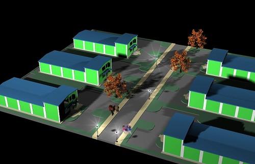 Lucrari, proiecte Studiu parc industrial  - Poza 96