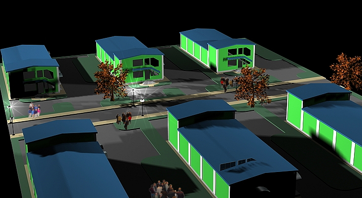 Studiu parc industrial  - Poza 97