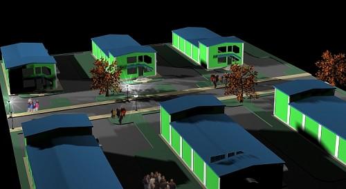 Lucrari, proiecte Studiu parc industrial  - Poza 97