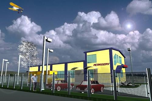 Lucrari, proiecte Studiu parc industrial  - Poza 98