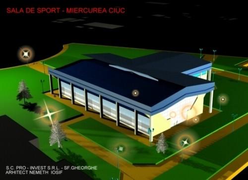 Lucrari, proiecte Studiu sala de sport  - Poza 100