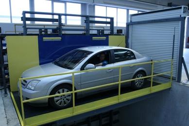 Platforme auto hidraulice KLEEMANN - Poza 4