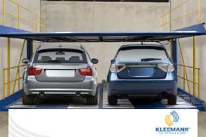 Ascensoare auto Platforme AUTO - KLEEMANN PARK: Sunt platforme hidraulice destinate transportului pe verticala a autoturismelor in parcarile subterane sau supraterane.Construite  in doua variante tehnologice, cu foarfeca sub platforma sau prin  tractiune pot asigura transportul autoturismelor in parcari pe platforme  deschise pe distante de la 2m la 12m cursa. Sunt echipate cu usi automate, cu rulou tip garaj, senzori de parcare si actionare prin telecomanda.