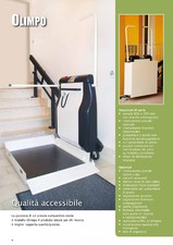 Ascensor pentru persoane cu dizabilitati DOMUSTAIR