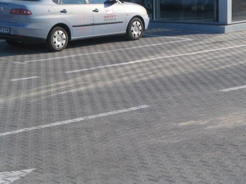 Exemple de utilizare Elemente pavaj din beton ELPRECO - Poza 2