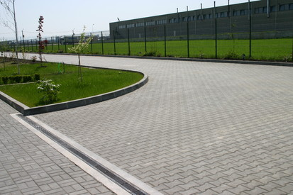 Elemente pavaj din beton / Pavaj din beton - Behaton