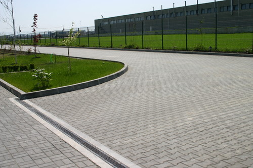 Exemple de utilizare Elemente pavaj din beton ELPRECO - Poza 4