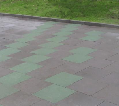 Pavaj din beton - detaliu BULEVARD Elemente pavaj din beton