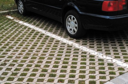 Pavaj din beton pentru parcare EKOPOR Elemente pavaj din beton