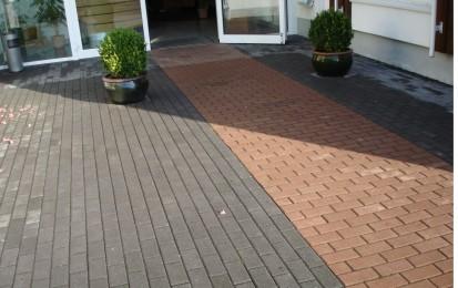 Elemente pavaj din beton / Pavaj din beton - Holand