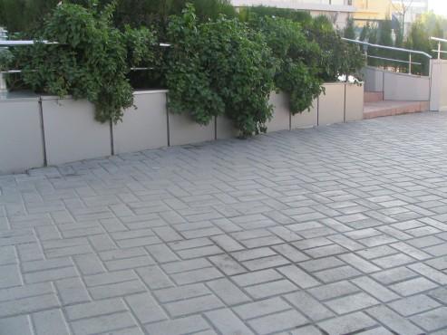 Exemple de utilizare Elemente pavaj din beton ELPRECO - Poza 3