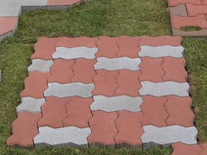 Elemente pavaj din beton / Pavaj din beton - Uni