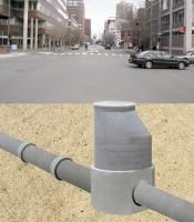 Sisteme de canalizare din beton simplu sau armat Tuburile ELPRECO sunt utilizate pentru transportul apelor uzate, apelor meteorice prin curgere cu nivel liber sau ocazional sub presiune redusa, in retelele de canalizare in general ingropate.