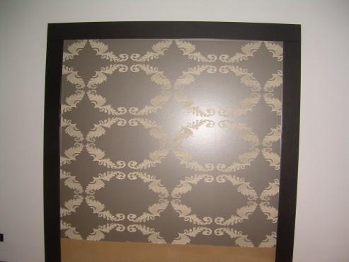 Lucrari de amenajare interioare cu tapet  - Poza 75