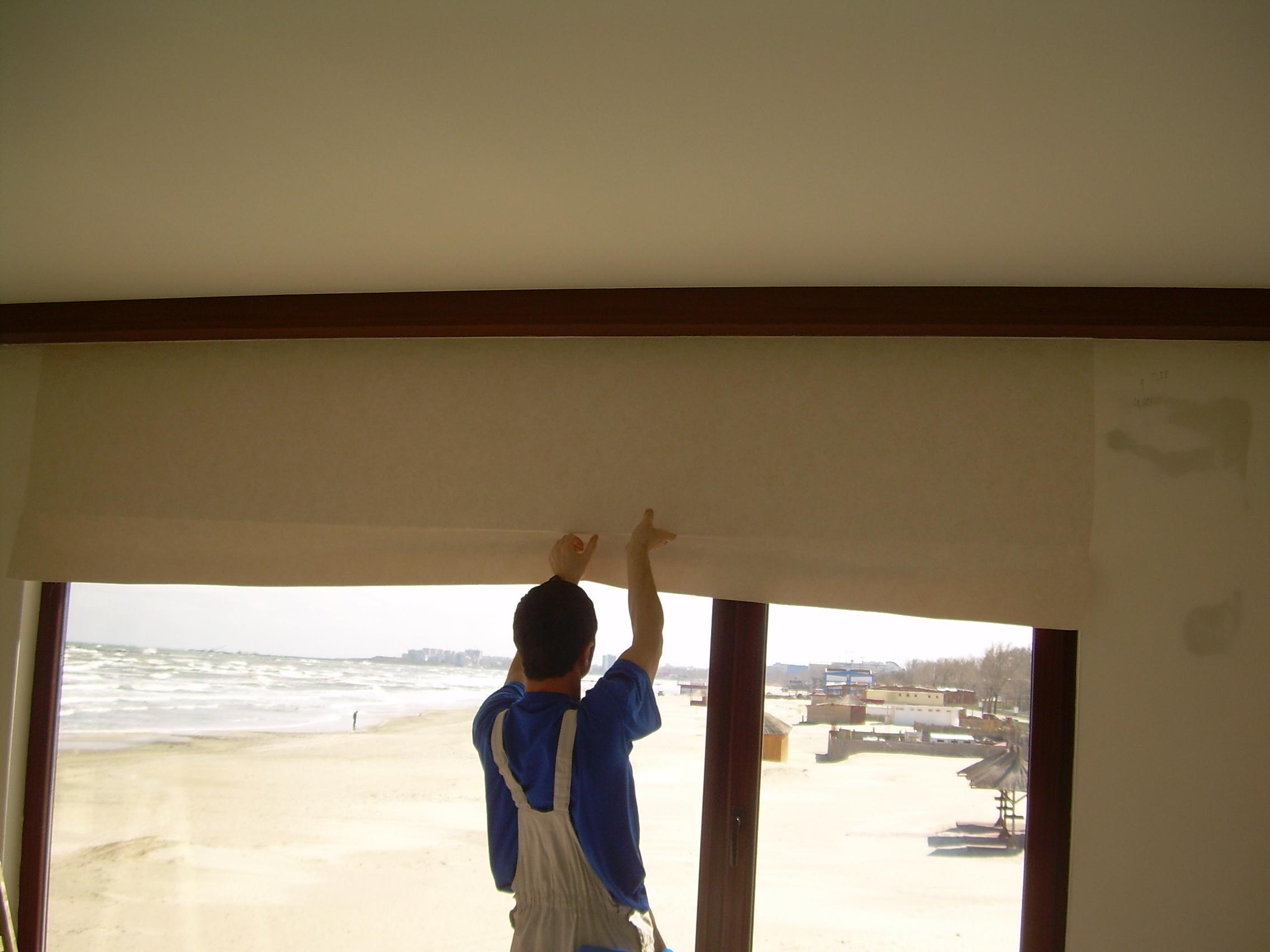 Lucrari de amenajare interioare cu tapet  - Poza 66