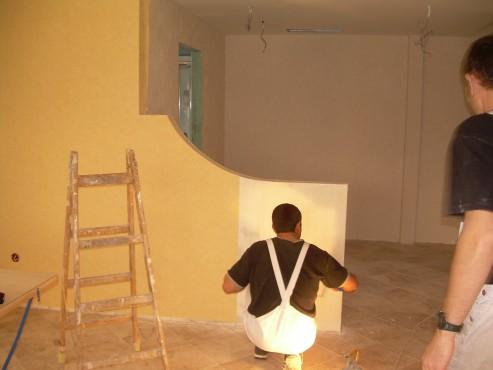 Lucrari de amenajare interioare cu tapet  - Poza 54