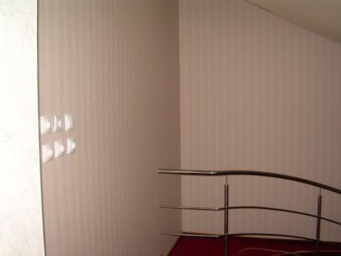 Lucrari de amenajare interioare cu tapet  - Poza 61