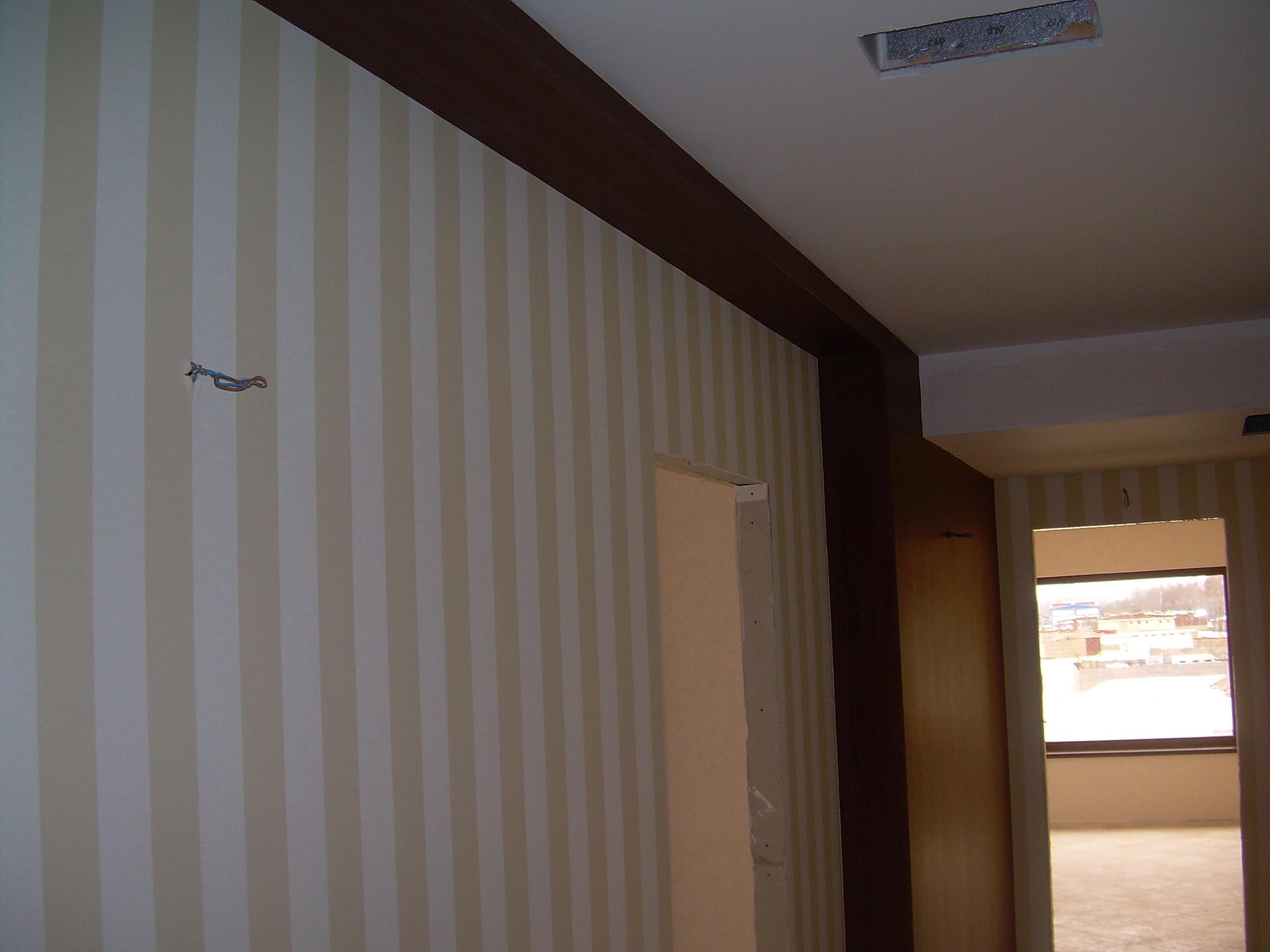 Lucrari de amenajare interioare cu tapet  - Poza 63