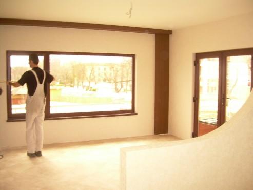 Lucrari de amenajare interioare cu tapet  - Poza 97