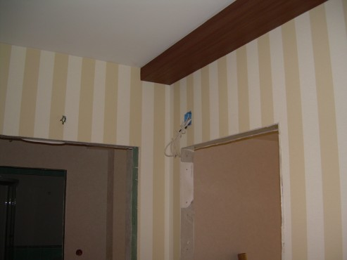 Lucrari de amenajare interioare cu tapet  - Poza 91