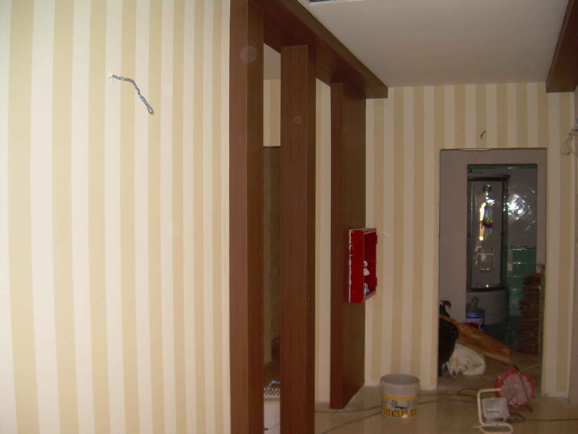 Lucrari de amenajare interioare cu tapet  - Poza 13