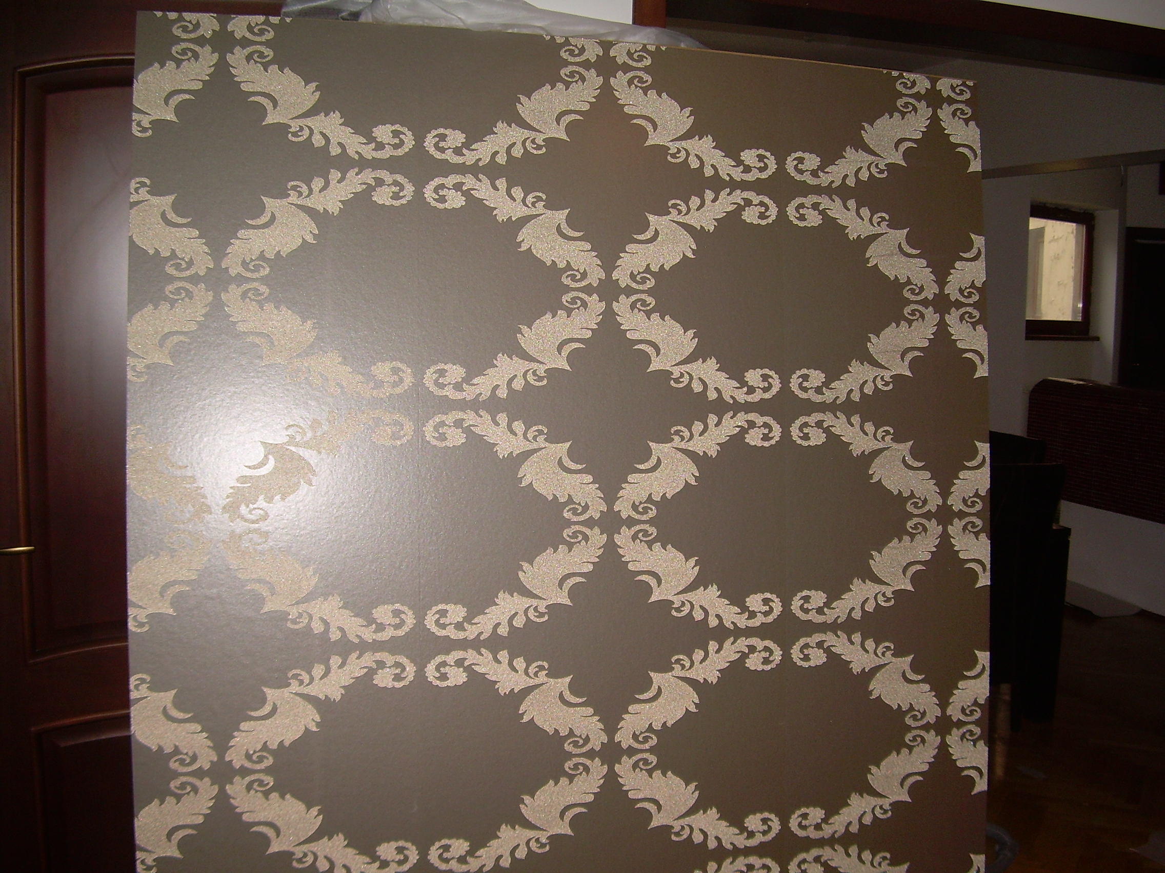 Lucrari de amenajare interioare cu tapet  - Poza 7