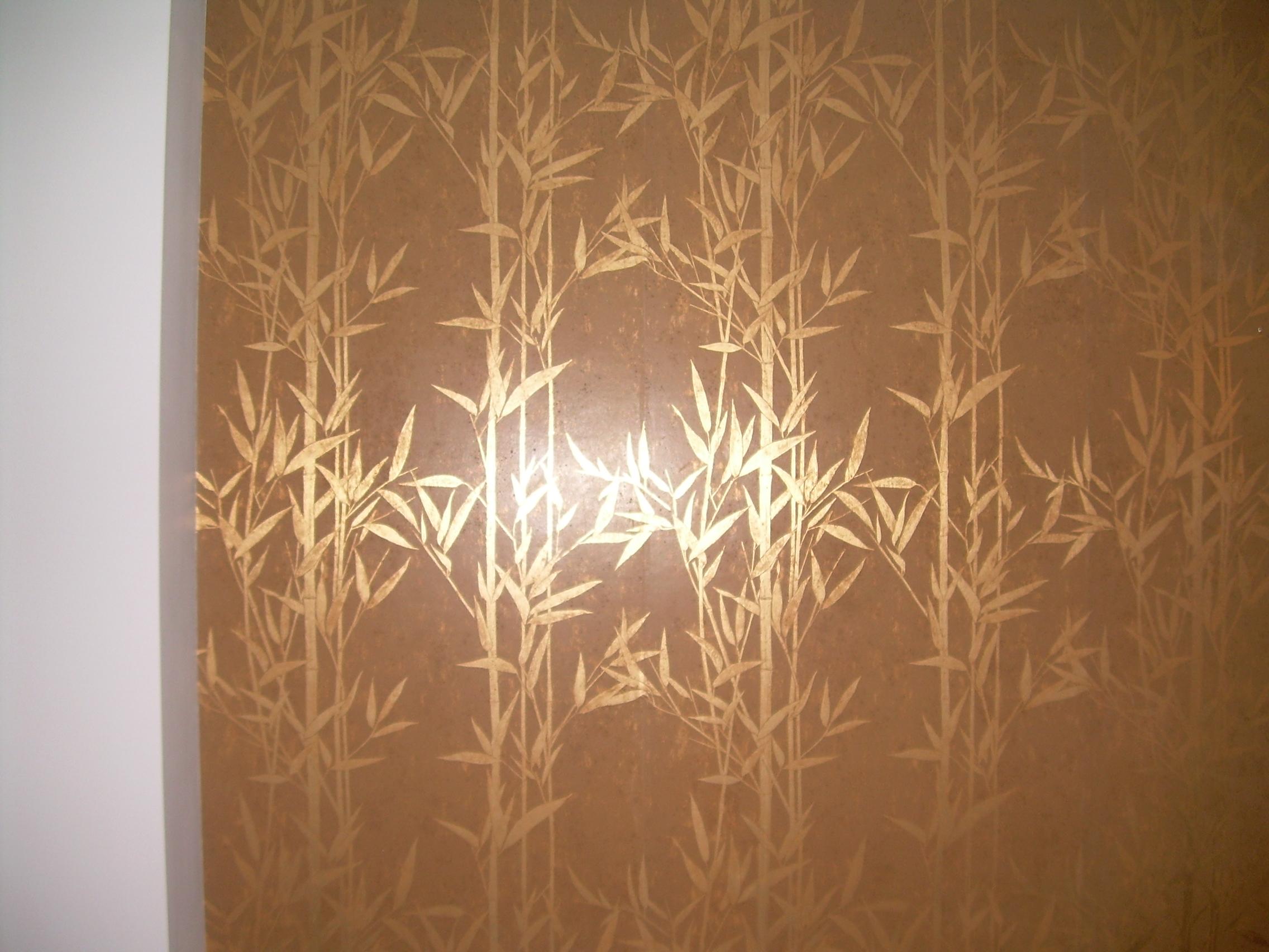 Lucrari de amenajare interioare cu tapet  - Poza 8